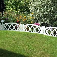 garden border fencing beautiful garden border fence victorian garden border fencing set