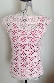 Crochet Tank Top Pattern Delectable Crochet Tank Top Pattern Crochet Top Pattern Summer Top Etsy