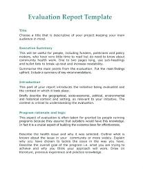 Performance Review Template For Employees Evaluation Report Samples ...