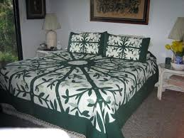 Hawaiian Bed Quilts Hawaiian Bed Quilt Patterns Hawaii Quilts ... & Hawaiian Bed Quilts Hawaiian Bed Quilt Patterns Hawaii Quilts Bamboo  Hawaiian Style Bed Quilts Adamdwight.com