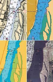 Electonic Charts For Sailboat Cruising Cruising World