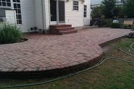 paver patio patterns.  Paver Basket Weave Paver Pattern Throughout Patio Patterns D
