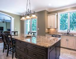 Kitchen Backsplash With Granite Countertops Cool OZ ENTERPRISES LLC Best Granite In Richmond