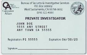 practice test for california private investigator license at thepigroup