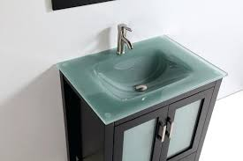 bathroom sink flat bathroom sink creative bowl lip glass with clear arch and curve tempered