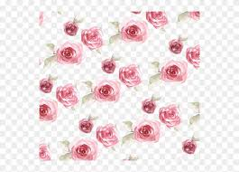Paper Flower Print Out Paper Rose Flower Pattern Rose Print Free Transparent Png