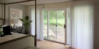 luminette sheer window treatments for sliding glass doors bedroom hunter douglas austin 78758