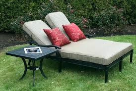 image outdoor furniture chaise. Garden Furniture Loungers Double Chaise Lounge Outdoor Image Of Target M