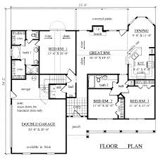 1500 square foot cottage house plans new 1500 sq ft house plans european style house plan