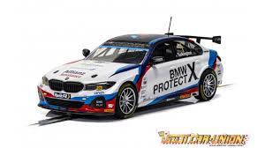 Scalextric C4188 Bmw 330i M Sport Btcc 2019 Colin Turkington Slot Car Union