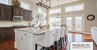 how to choose between granite and marble countertops