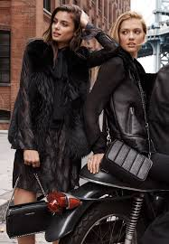 cool looks for cooler days michael kors top 5 must haves for fall 2016 michael michael kors faux leather and shearling moto vest