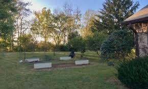 are galvanized steel garden beds safe