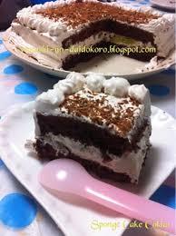 Haru No Kitchen Sponge Cake Coklat Japanese Sponge Cake