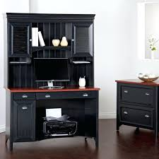 office depot desk hutch. Exciting Black Secretary Desk With Hutch Elegant Office Depot T