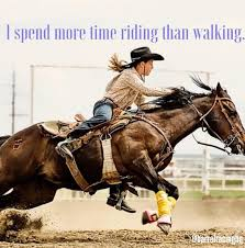 Barrel Racing Quotes Interesting Best Barrel Racing Saying And Quotes Cowgirl Times