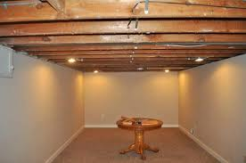 unfinished basement lighting ideas. Cheap Basement Ceiling Idea Floor Unfinished Lighting  Ideas On A Budget . E