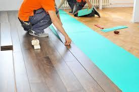 how to install laminate flooring on concrete basement floor a tos diy elegant 24