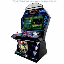 2018 new high quality amusement coin operated games tekken street