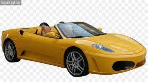 2005 Ferrari F430 Spider Car Ferrari 458 Spider Ferrari California Ferrari Png Herunterladen 900 500 Kostenlos Transparent Ferrari F430 Png Herunterladen