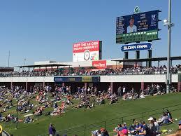 Sloan Park Arizona Seating Chart Sloan Park Budweiser Rooftop Rateyourseats Com