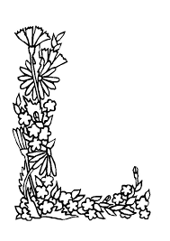 Kleurplaat Mandala Letter D Coloriage Lettre B Img 21887