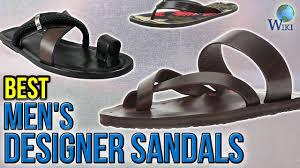 Best Men S Designer Sandals 8 Best Mens Designer Sandals 2017