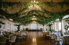 Small Picture Indoor Garden Wedding Ideas