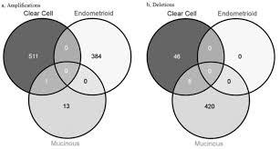 Venn Diagram Copy Venn Diagram Of Copy Number Altered Genes Between The Lower