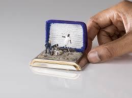 Art and Law Enforcement in a <b>Ring</b> Box: TALWST's <b>Miniature</b> ...