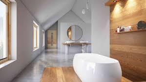 Wenn sie regelmäßig die fliesen reinigen, bleiben die fliesen aus keramik oder imprägnierten feinsteinzeug, die am häufigsten in bad und küche. Bodenbelag Im Badezimmer Das Sind Die Alternativen Zu Fliesen