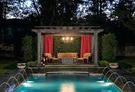 outdoor patio chandelier gazebo chandelier pool traditional with covered patio outdoor outdoor gazebo chandelier outdoor patio