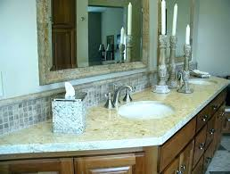 bathroom vanity tops home depot vanities custom top double rustic estimator with home depot vanity bathroom