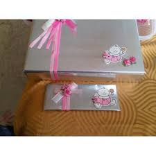 Tray Decoration For Baby Gift Packaging Items Baby Girl Gift Wrap Manufacturer from Mumbai 58