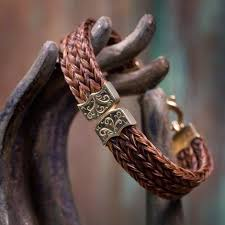 horsehair jewelry inge collection