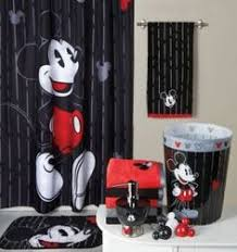 black and red bathroom accessories. love our disney: craft time- bathroom decor - how fun would this be to take disney with us? | crafts and projects pinterest crafts, black red accessories