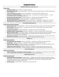 Foreman Job Description Resume