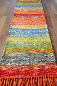 rigid heddle loom weaving pattern pdf shabby chic table runner with rag rug table runner