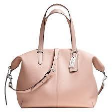 Buy Coach Bleecker Cooper Leather Satchel Bag Online at johnlewis.com
