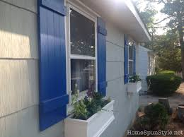 beach house paint colorsBeach House Exterior Color Scheme  Home Spun Style