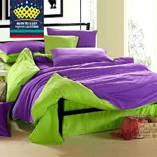 lime green bedding sets purple green solid bed covers bedding sheet sets comforter inside and duvet cover prepare 1 lime green bedding set