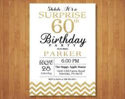 60 birthday invitations bridal shower invitation cards surprise 60th birthday invitations