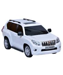 Fantasy India Rechargeable Remote Controlled Toyota Land Cruiser ...