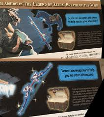 Breath Of The Wild Amiibo Chart Wii U Archives Page 91 Of 1659 Nintendo Everything