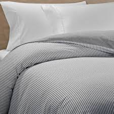 Buy Grey Duvet Cover Set Queen from Bed Bath & Beyond & The Seasons Collection® Reversible Flannel Twin Duvet Cover in Grey Stripe Adamdwight.com