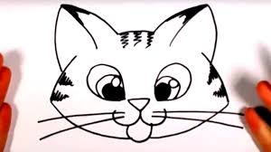 Small Picture Cat Face Coloring Coloring Pages