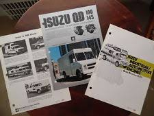 isuzu diesel engines 1980 isuzu industrial automotive diesel engines catalog brochure lot vintage