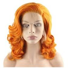 <b>HAIR SW long Wavy</b> Lace Front Synthetic wig Flame Red Mixed ...