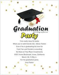 Free Template For Graduation Invitation College Graduation Invitation Templates Free Template