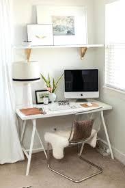 minimalist home office design. Minimalist Home Office Clean White Space . Design